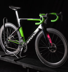 New 2020 Cannondale System Six Hi Mod Carbon Road Bike, size 56, Di2