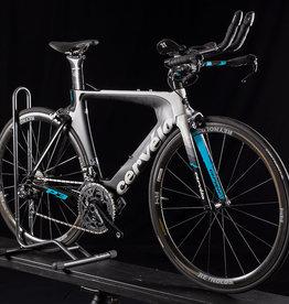 Cervelo 2016 Cervelo P3 Carbon Tri/TT Bike, 51cm, Di2 powermeter & carbon rims!