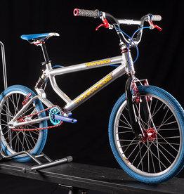 Mongoose Vintage Old/Mid School BMX Mongoose Aftershock Bike RARE 1996