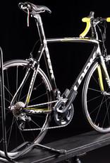2013 Look 586 SL Carbon 10-speed Road Bike Ultegra Di2, size XL, Black/Yellow