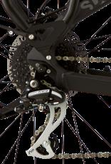 2020 Haibike SDURO Trekking 2.0 Electric Bike, Size Large/56cm, Black