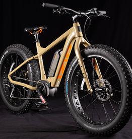 2020 IZIP Sumo Electric Fat Bike E-Bike, SUPER LOW MILES, Size Medium