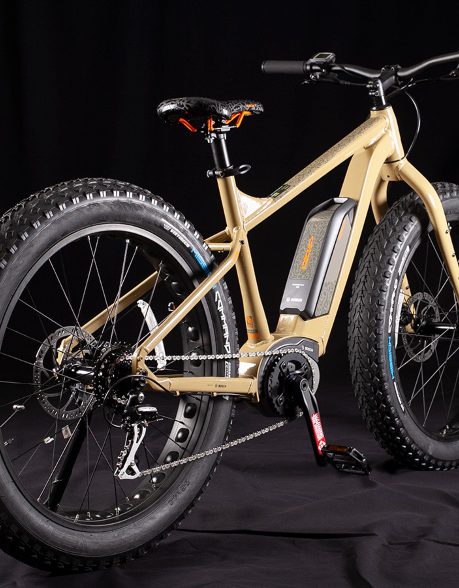 2021 IZIP Sumo Electric Fat Bike E-Bike