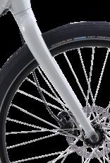 "2021 Izip Zuma Luxe Step-Thru 17"" Electric Bicycle, E-bike , Grey"