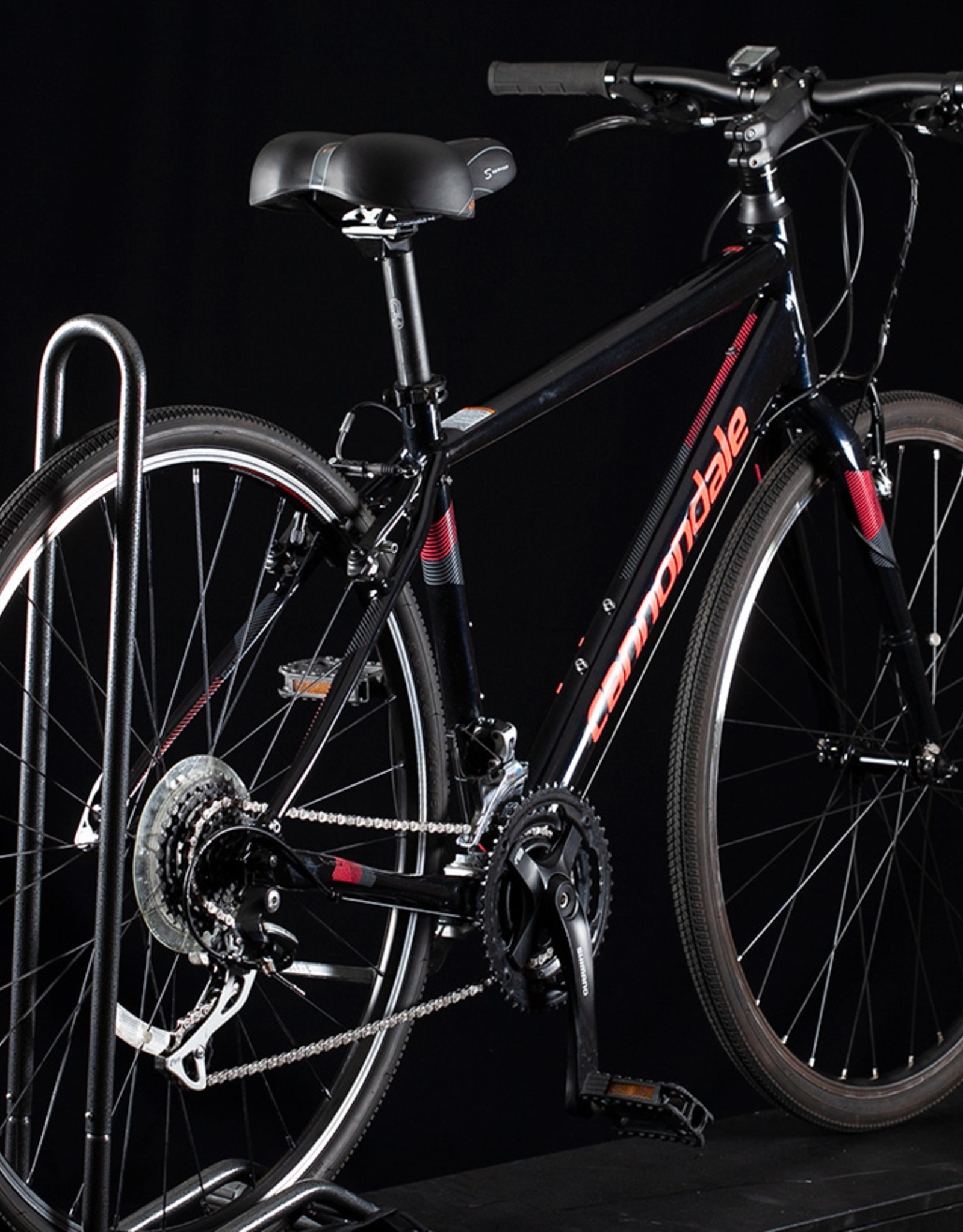 2018 Cannondale Quick 4 Women's Bike Size Tall, very low miles!