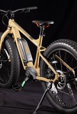 2020 IZIP Sumo Electric Fat Bike E-Bike, Super Low Miles! Size Large