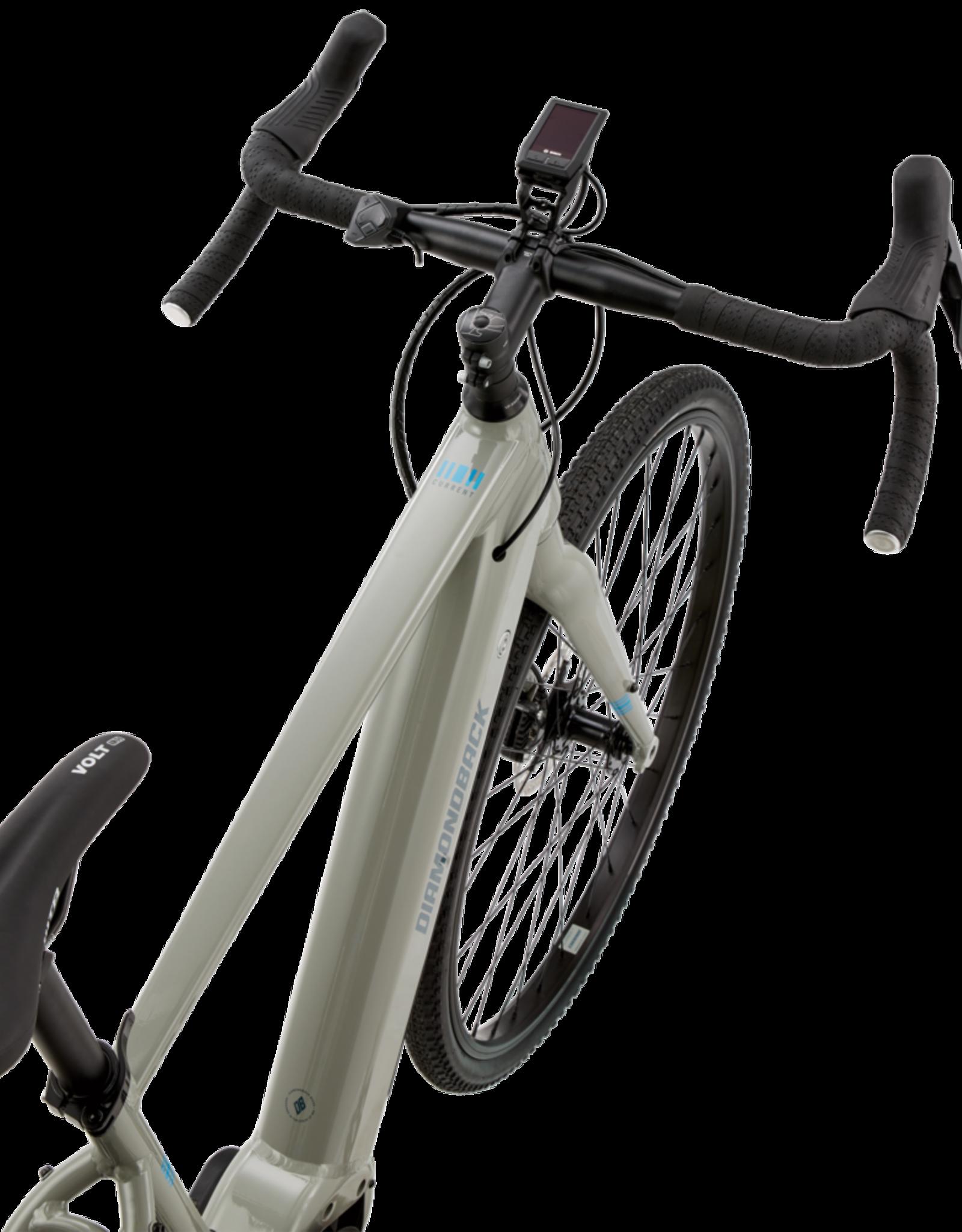 2021 Diamondback Current - Gravel E-Bike, size 53cm