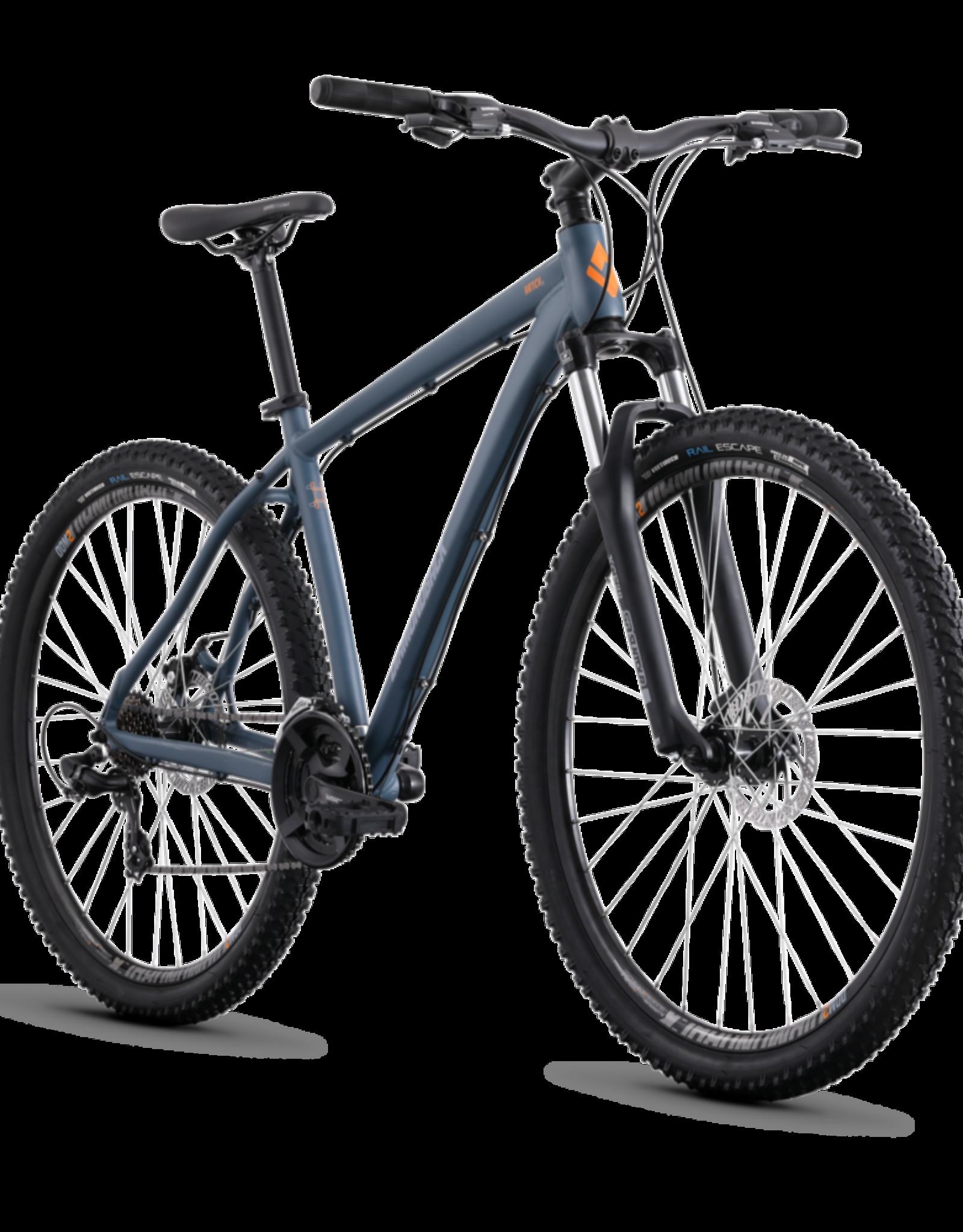 2021 Diamondback Hatch 2 Trail Bike, Mechanical Disc