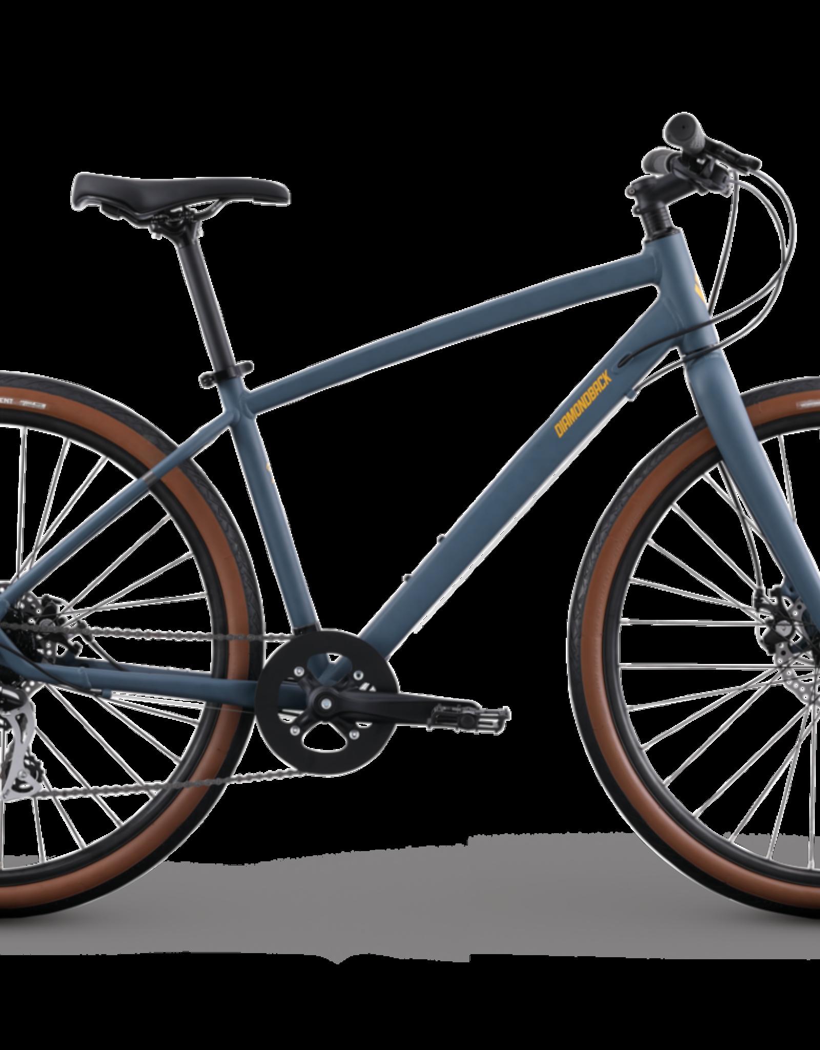 2021 Diamondback Division 1 Bicycle, Mechanical Disc