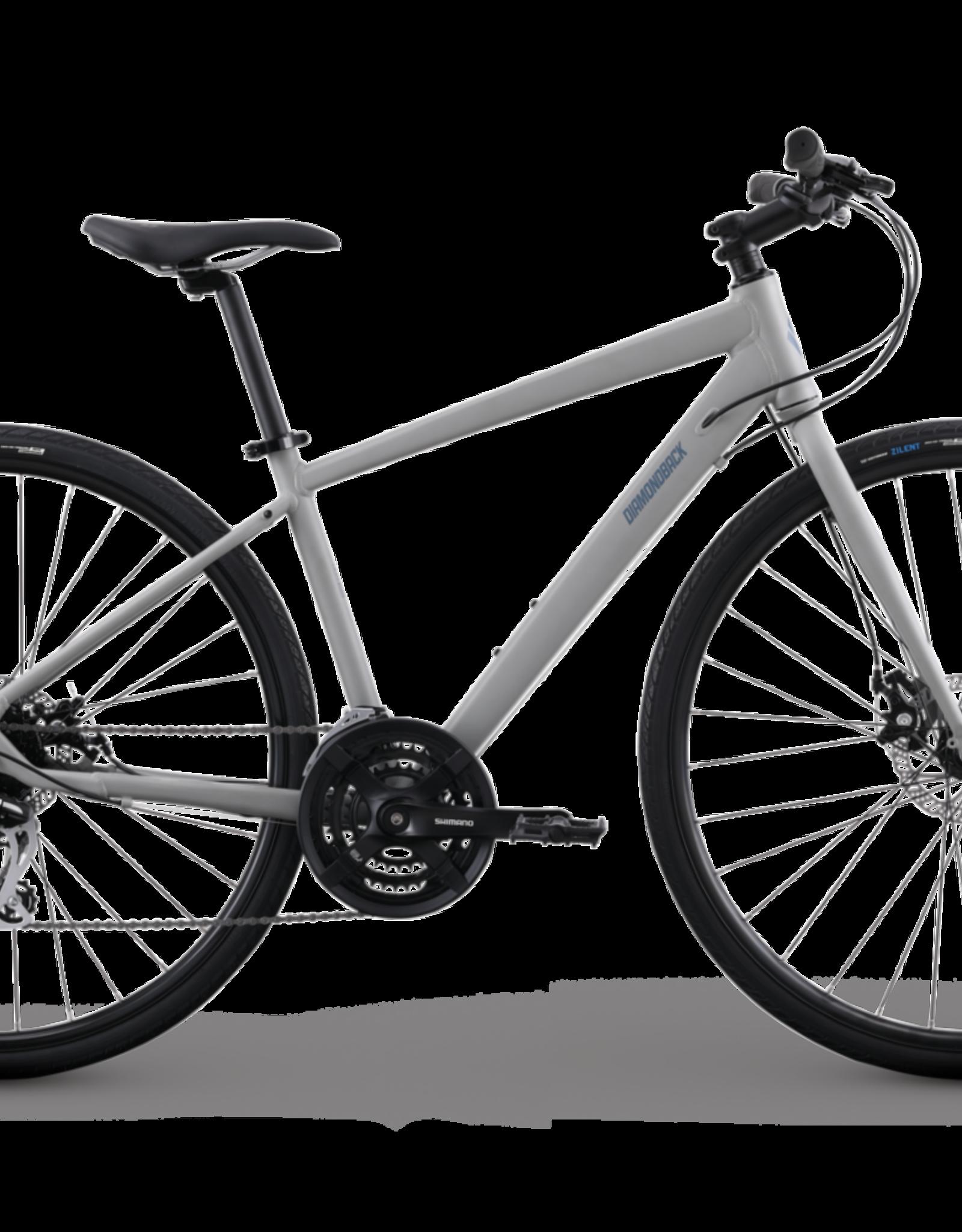 2021 Metric 2 Commuter Bicycle, Mechanical Brake