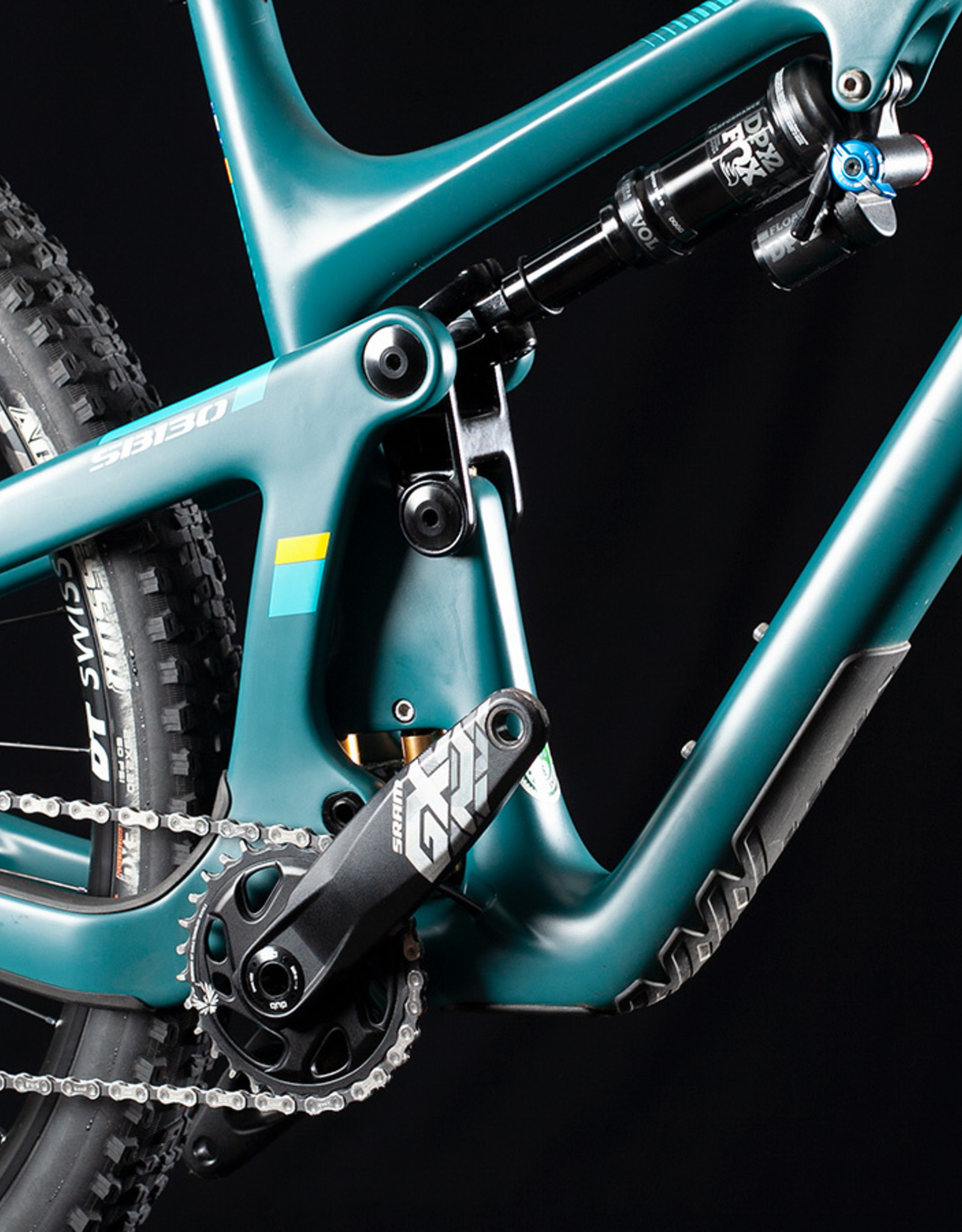 2019 Yeti SB 130 GX Eagle Carbon mountain Bike 29er Size Large, Sweet Bike!