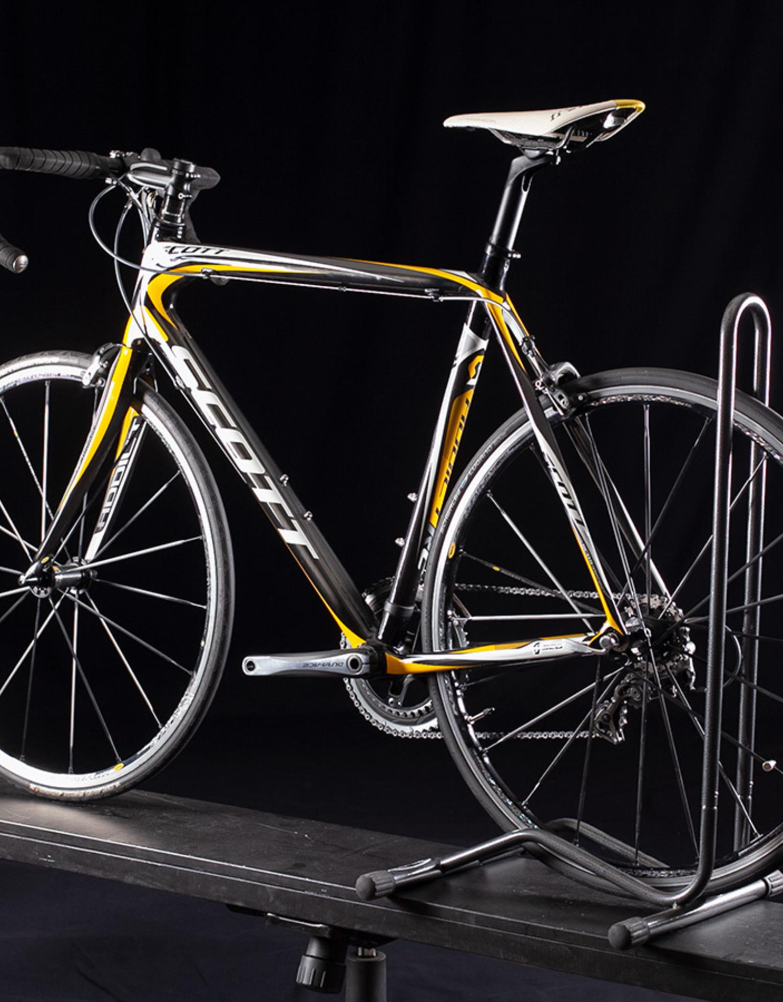 2011 Scott Addict RC carbon road bike, Dura Ace 7900, Mavic wheels, Size 58 Nice!