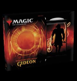 Magic Pre-order Signature Spellbook Gideon