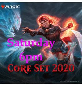 Magic M20 Prerelease #4 Sat 6pm