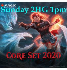 Magic M20 Prerelease #5 Sun 2HG 1pm