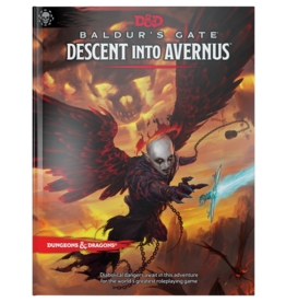 DnD D&D Baldurs Gate Descent Into Avernus (std)