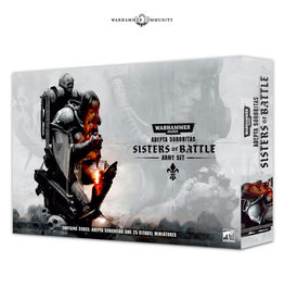 Warhammer 40k Adepta Sororitas Sisters of Battle