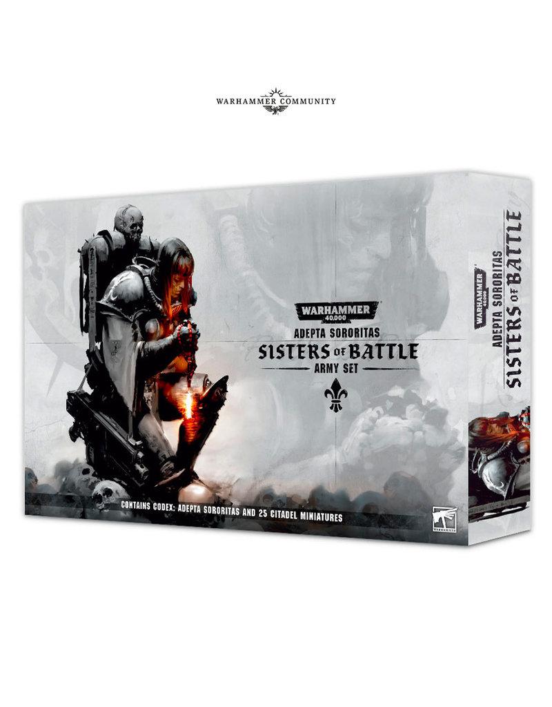 Warhammer 40k Adepta Sororitas Sisters of Battle