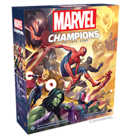 Marvel Champions LCG Marvel Champions The Card Game