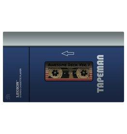 Legion Playmat Cassette
