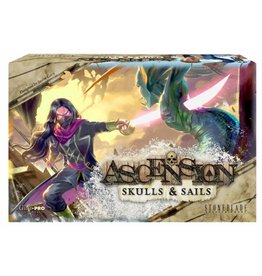 Ascension Skulls & Sails