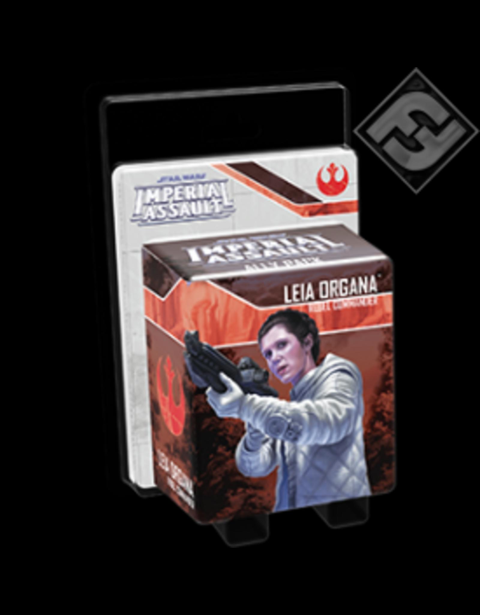 Star Wars Imperial Assault Star Wars Imperial Assault Leia Organa