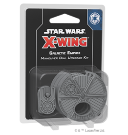 X-Wing Star Wars X-Wing 2nd Ed Galactic Empire Maneuver Dial Upgrade Kit