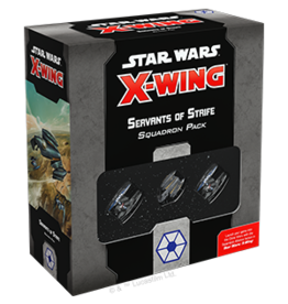 X-Wing Star Wars X-Wing 2nd Ed Servants of Strife Squadron