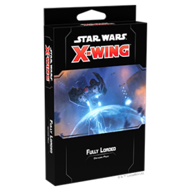 X-Wing Star Wars X-Wing 2nd Ed Fully Loaded Devices