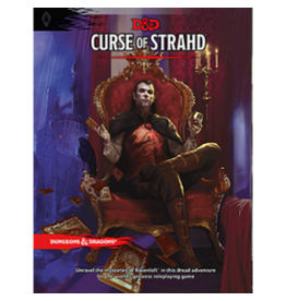 DnD D&D Curse of Strahd 5th