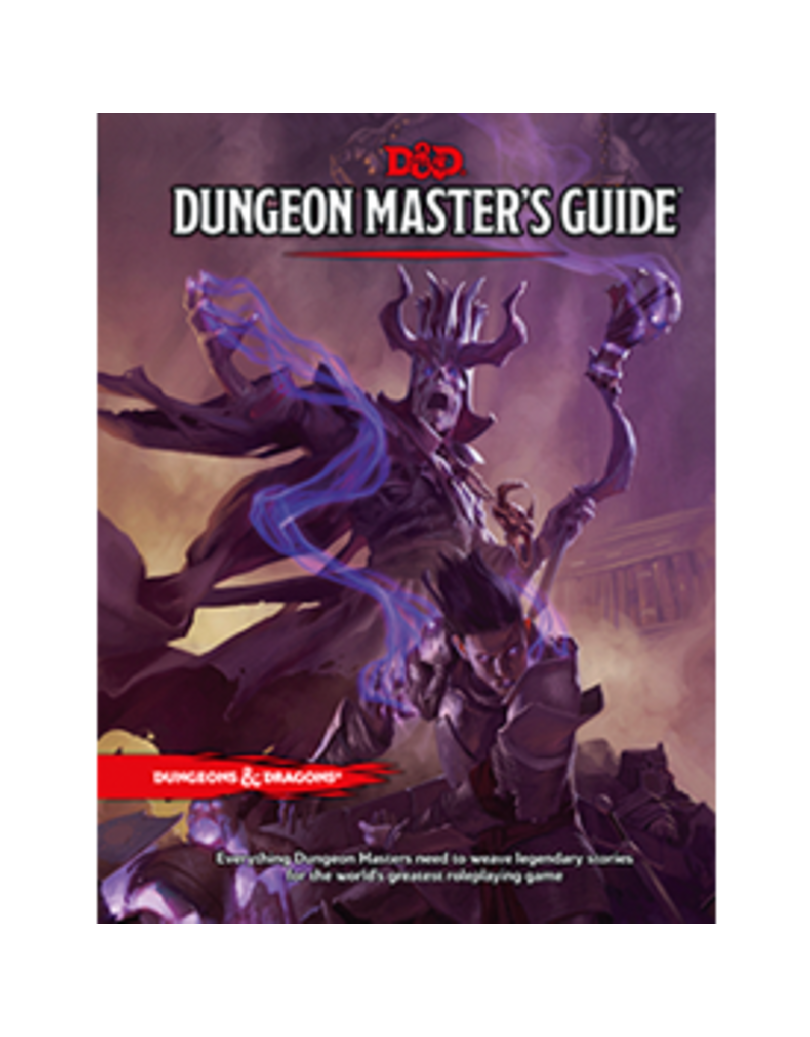 DnD D&D Dungeon Masters Guide 5th