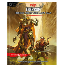 DnD D&D Eberron Rising from the Last War (std)