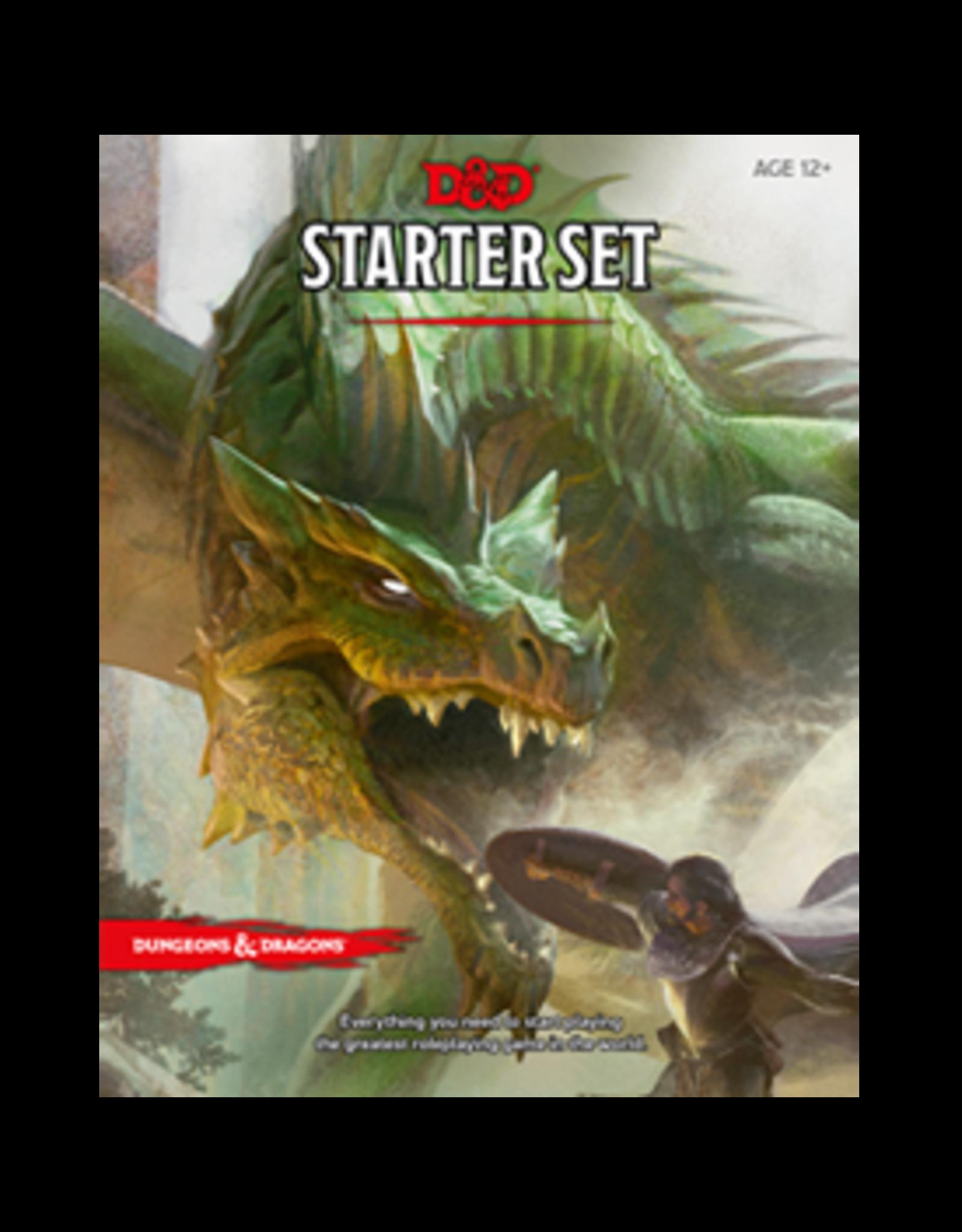 DnD D&D Fantasy Roleplaying Game Starter Set