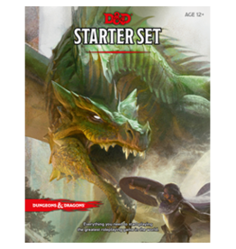 DnD D&D Fantasy Roleplaying Game Starter Set