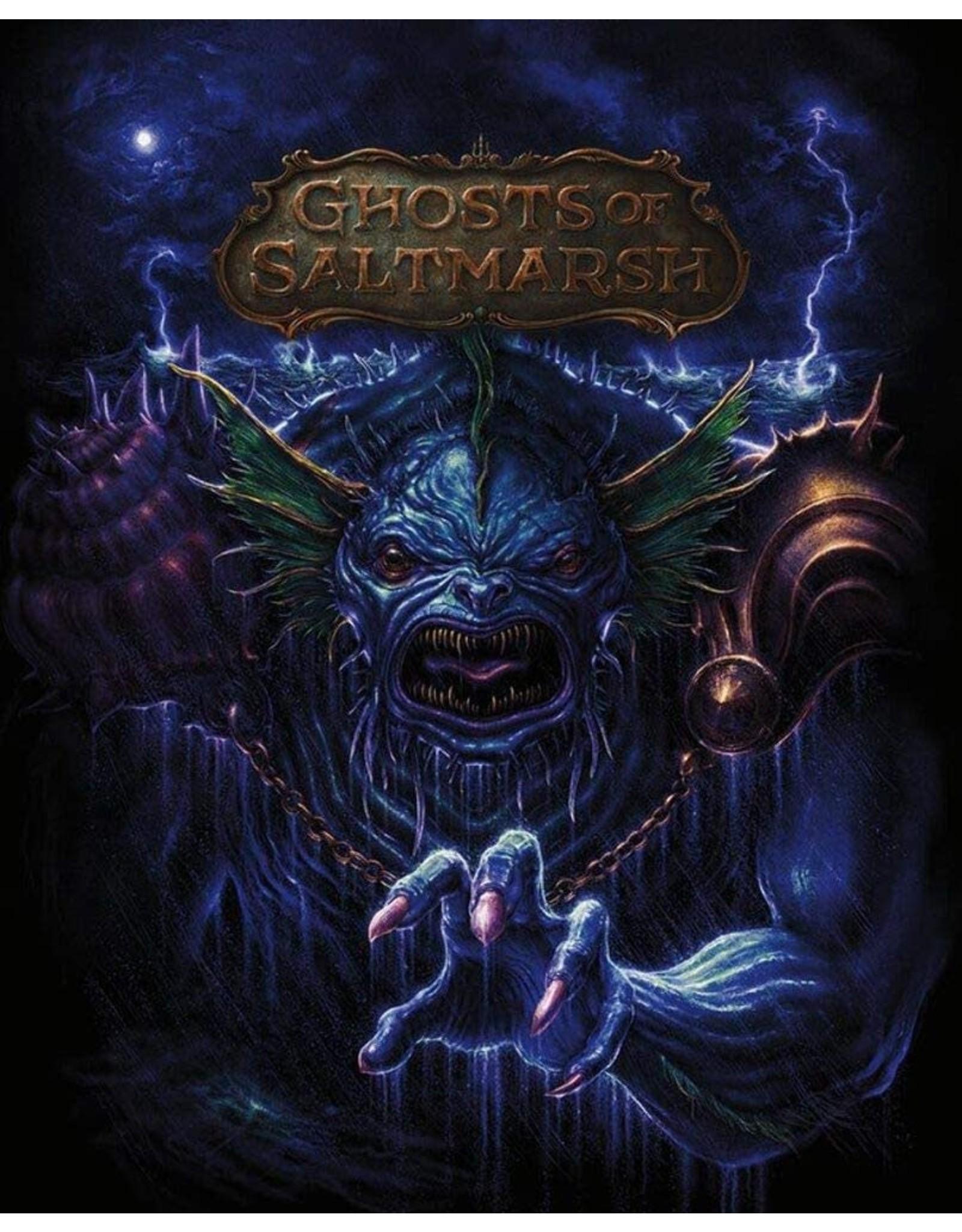 DnD D&D Ghost of the Saltmarsh Limited