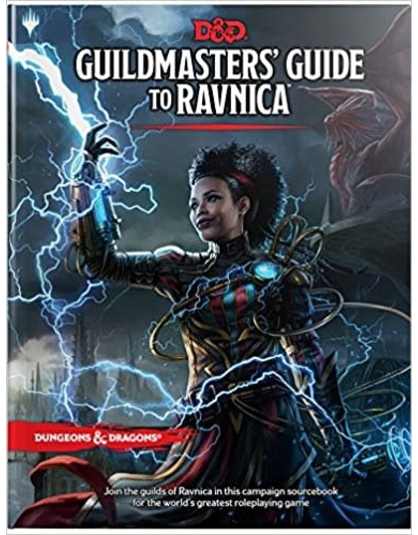 DnD D&D Guildmasters Guide to Ravnica 5th