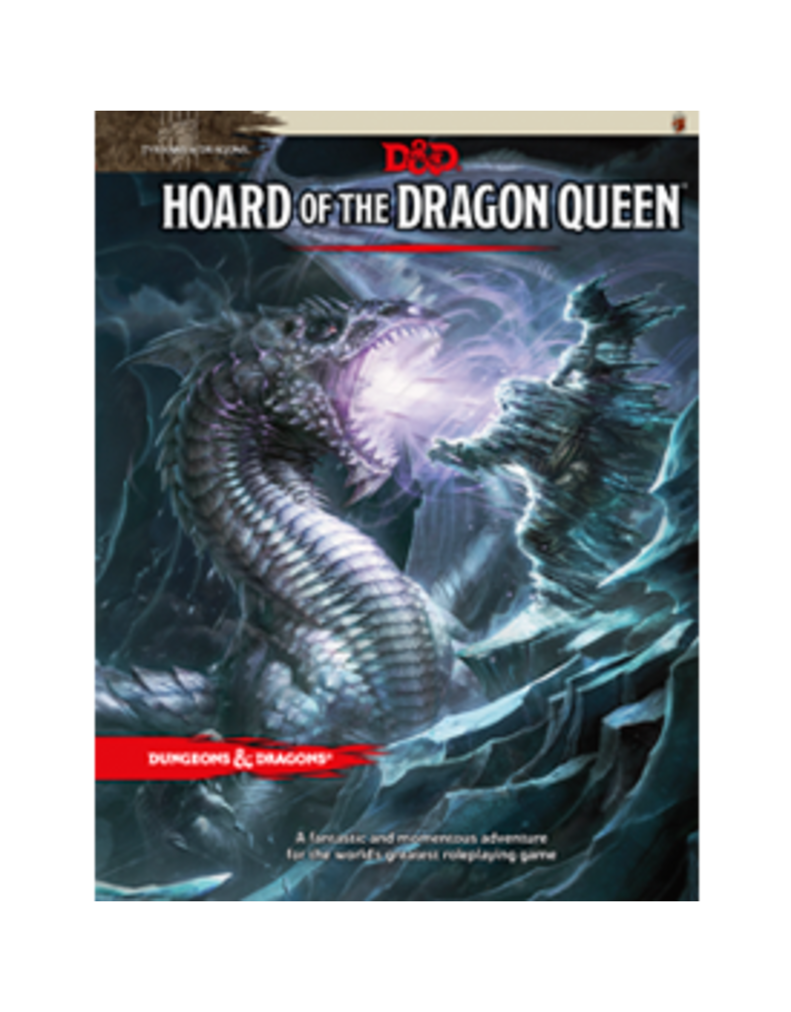 DnD D&D Horde of the Dragon Queen 5th
