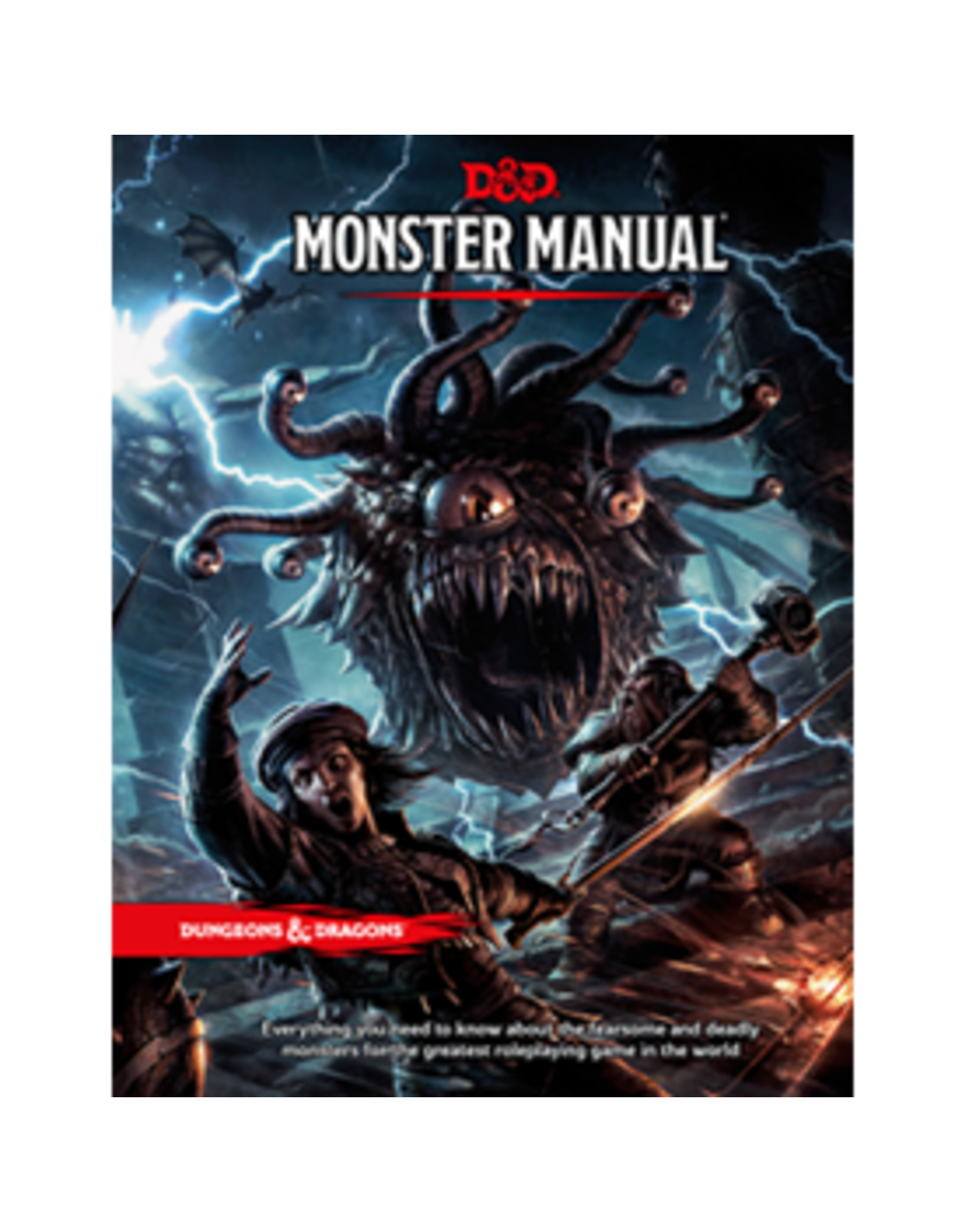 DnD D&D Monster Manual 5th