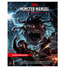 DnD D&D Monster Manual 5th