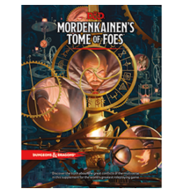 DnD D&D Mordenkainen's Tome of Foes 5th