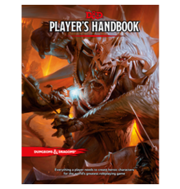 DnD D&D Player's Handbook 5th
