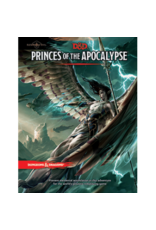 DnD D&D Princes of the Apocalypse 5th