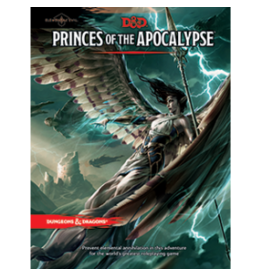 DnD D&D Princes of the Apocalypse 5th