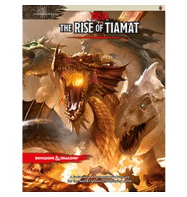 DnD D&D Rise of Tiamat 5th