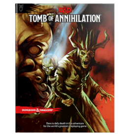 DnD D&D Tomb of Annihilation 5th