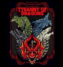 DnD D&D Tyranny of Dragons Alternate 5th Tiamet