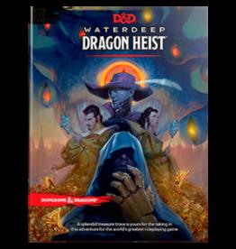 DnD D&D Waterdeep Dragon Heist 5th