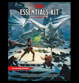 DnD Dungeons & Dragons Essentials Kit