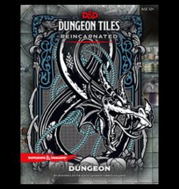 D&D Tiles Reincarnated Dungeon