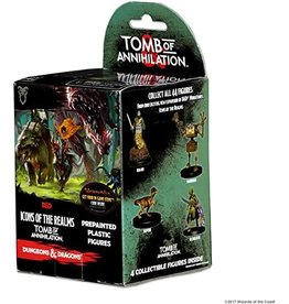 Icons of the Realms D&D Icons 7 Tomb Annihilation Booster